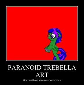 PARANOID TREBELLA ART