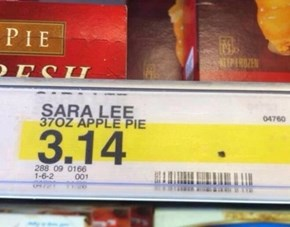 The Perfect Price for Pie