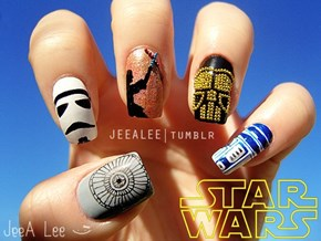 May the Nails be With You