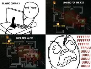Diablo 3 Rage