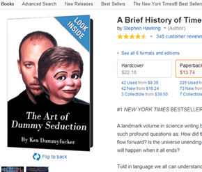 A Brief History of Dummy Seduction