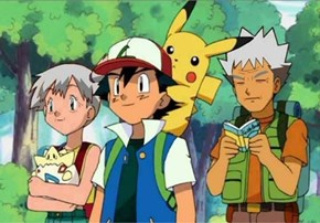 Ash Watches All His Friends Around Him Grow Old