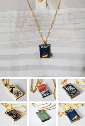 Wear Your Favorite Stories Around Your Neck