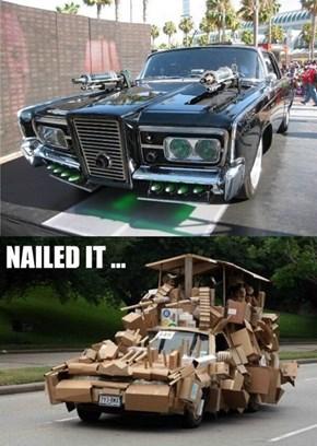 The Spitballmobile