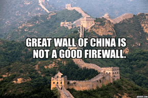 Little Fact About Great Wall of China.