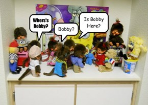 Whers's Bobby?