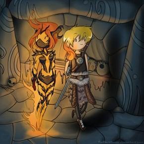 Adventure Skyrim