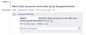 A Real Success Story