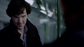 Sherlock **** face
