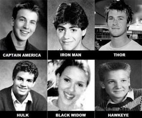 Hawkeye Had Some Terrible Hair