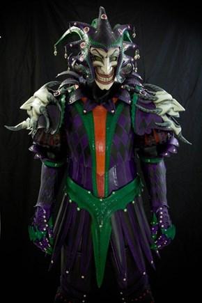 Medieval Joker Armor