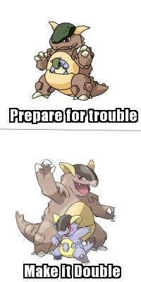 Prepare for Mega Trouble