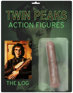 One of The Rarest Twin Peak Action Figures