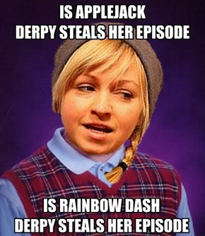 Bad Luck Ashleigh
