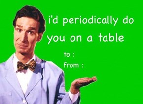 Anyone Else Get Turned on From Bill Nye?