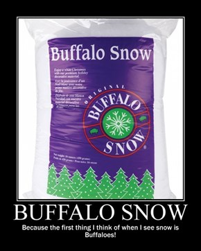 Everyone Loves Buffalo!