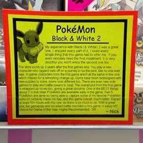 JB Hi-Fi's Video Game Reviews Are Better Than Published Reviews