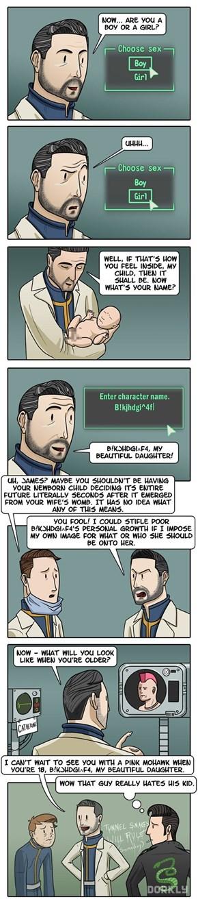 Fallout Fatherhood