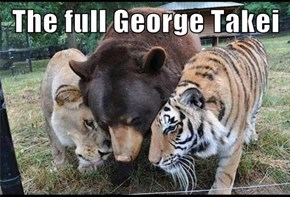 The full George Takei