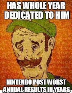 Bad Luck Luigi