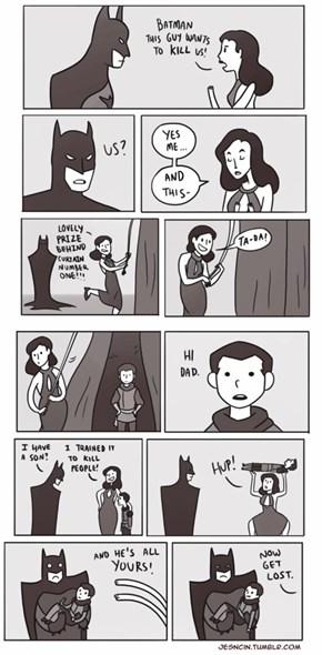 Son of Batman in a Nutshell