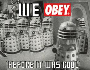 Hipster Daleks