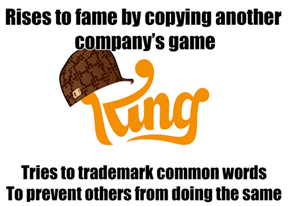 "Scumbag King.com Trademarked ""Candy"" and is Also Trying to Go After The Banner Saga for Using the Word ""Saga"""