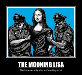 THE MOONING LISA