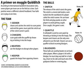 Do You Know the Rules of Muggle Quidditch?