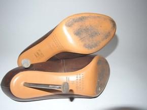 Need to Fix Your Broken Heel? Nailed it!
