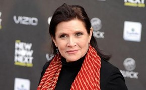 Star Wars News of the Day: Carrie Fisher Confirms Her Star Wars Return Along With Ford and Hammel