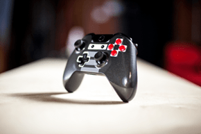 NES Style Xbox One Controller