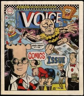 The Weird World of Comics