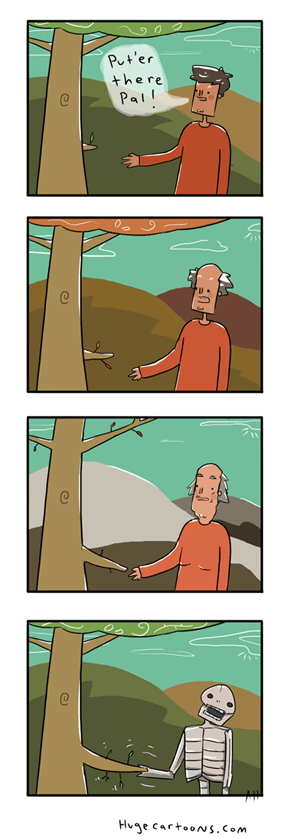 Making a Deal With Nature