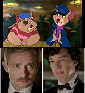 BBC's The Great Mouse Detective