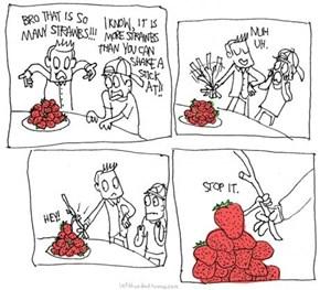 Stop Calling Them Strawbs, Bruh