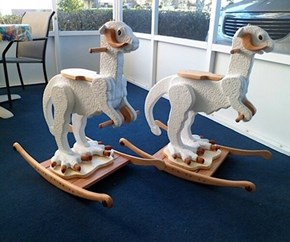 Way Cooler Than Rocking Horses