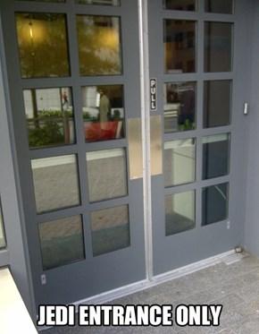 Not The Door I'm Looking For