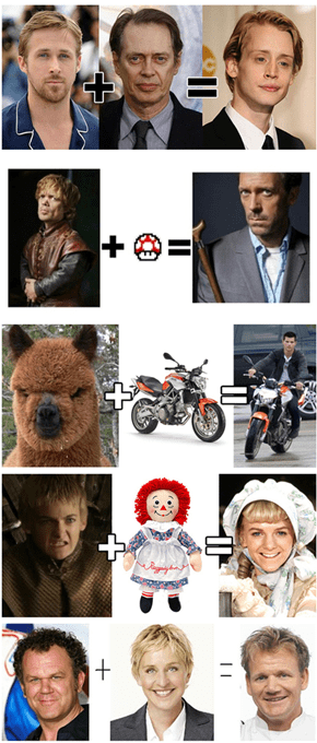Accurate Celebrity Equations