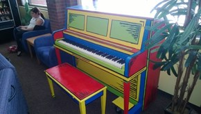 This is How You Turn an Old Piano into a Treasure