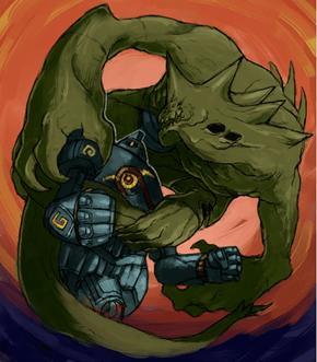 Jaeger of Pokédom
