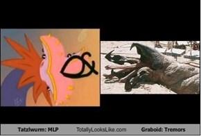 Graboids in Equestria!?