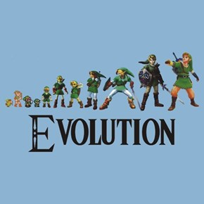 The Evolution of Gaming