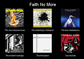 Faith No More in a Nutshell?