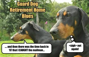 Guard Dog Retirement Home Blues