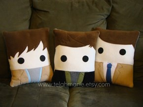 Supernatural Throw Pillows