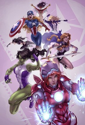 The Female Avengers