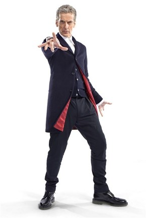 12th Doctor Costume Revealed!
