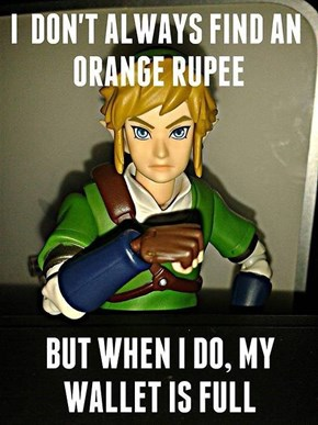 The Most Interesting Zelda Logic in the World