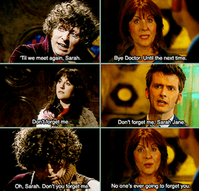 The Unforgettable Sarah Jane Smith
